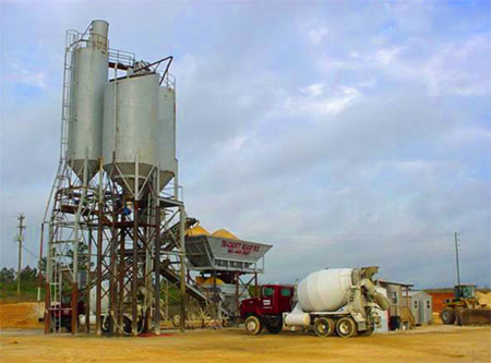 Tri-County Ready Mix Plant # 1 Stringer Mississippi